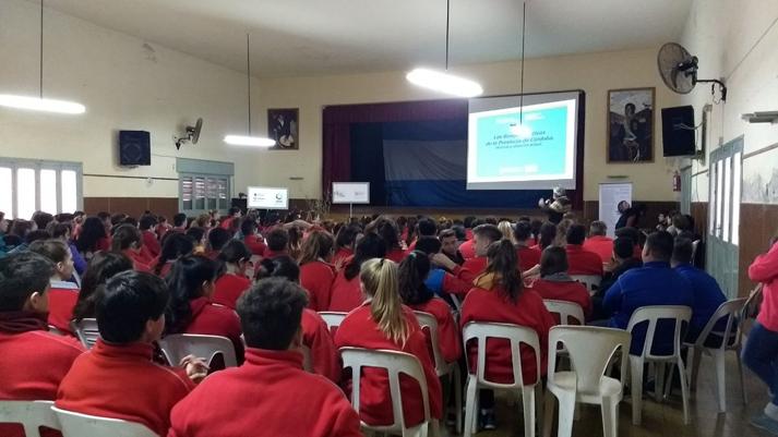 EL ACUERDO SOCIOAMBIENTAL CONCRETA ACCIONES POSITIVAS EN TODA LA PROVINCIA