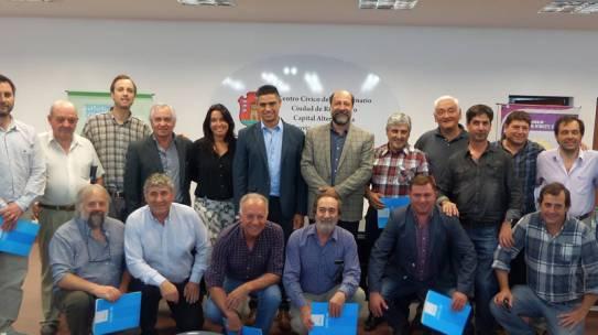 SE FIRMÓ EL ACUERDO SOCIOAMBIENTAL CON LA COMUNIDAD REGIONAL RÍO CUARTO