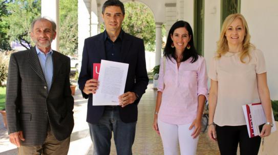 ESTUDIANTES DE LA PASCAL PODRÁN REALIZAR PRÁCTICAS EN AMBIENTE