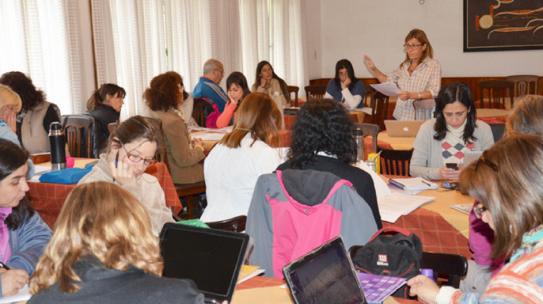 Ambiente: nuevas capacitaciones con puntaje docente