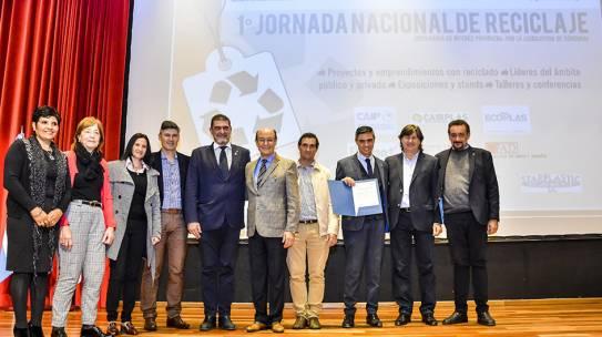 SE REALIZÓ LA PRIMERA JORNADA NACIONAL DE RECICLAJE EN CÓRDOBA