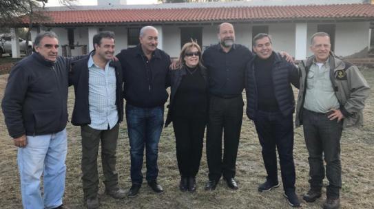 JORNADA DE TRABAJO EN EL PARQUE NACIONAL TRASLASIERRA
