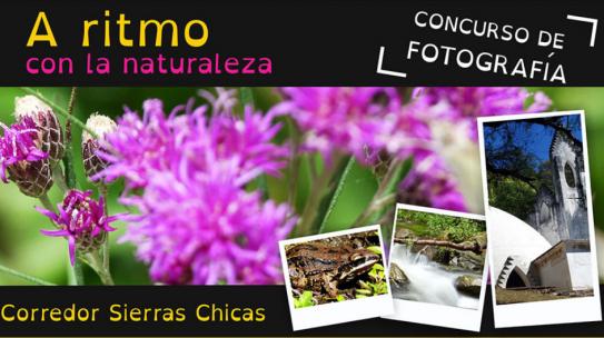 CONCURSO DE FOTOGRAFÍA DEL CORREDOR SIERRAS CHICAS