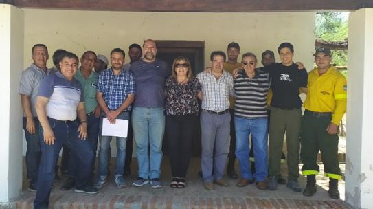 Convenio entre provincia y nación por el Parque Traslasierra