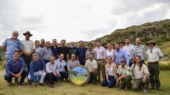 El Ministro de Ambiente de la Nación visitó Córdoba para asistir a diferentes actividades