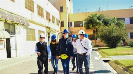 La Secretaría de Ambiente auditó la industria química Atanor