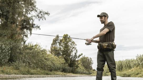 Cómo tramitar el carnet digital para la pesca y caza deportiva