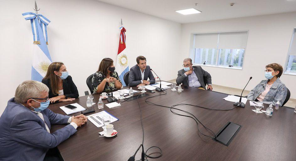 Legislatura: Scotto presentó el Diagnóstico Ambiental Provincial 2020